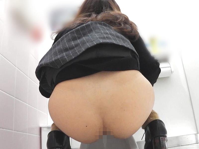 トイレ盗撮マニア!美女!排泄現場からのレポート